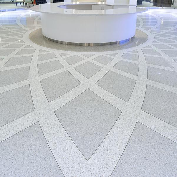 Aggregates Divider Strips Domus Terrazzo