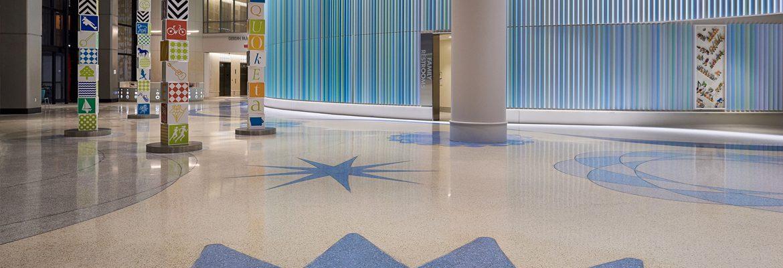 Terrazzo Flooring Domus Terrazzo